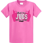 Check Your Jugs T-Shirt