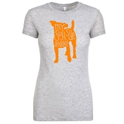 Soft Side Silhouette Cat - Men's Tee