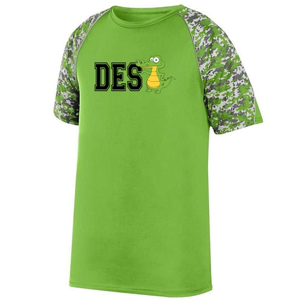 DES Banner Color Block Digi Camo