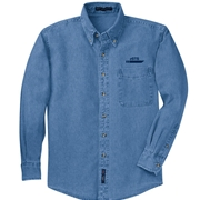 eSTS Mens Long Sleeve Denim