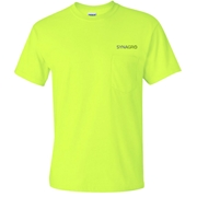 Synagro Short Sleeve Pocket Tee