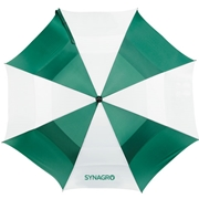 "SYNAGRO 62"" Course Vented Golf Umbrella"