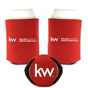 Keller Williams House Keychain