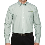 SYNAGRO Men's Dri-Fast™ Advantage™ Solid Mesh Polo