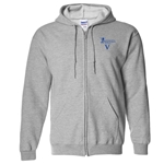St. Demetrakia Dance Team Adult Hoodie  - Grey Heather