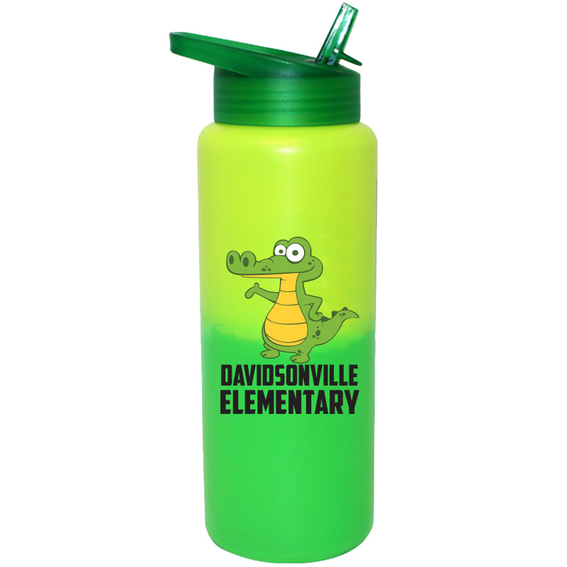 DES Water Bottle - Green