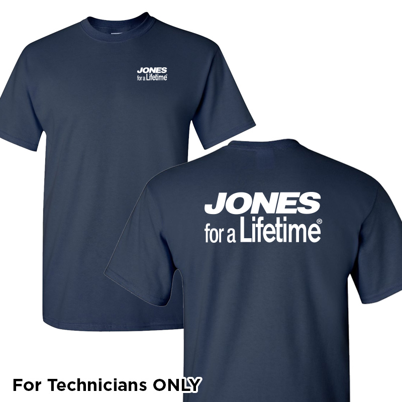 Jones Junction Men's Tech Basic DRI-Fit Polo