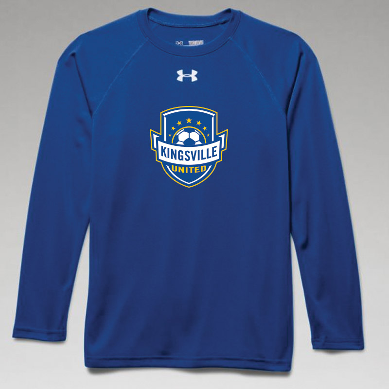 Kingsville United -LS Youth Locker Tee