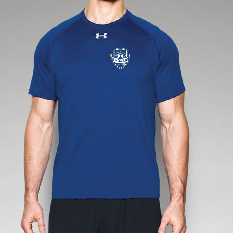 Kingsville United -Mens Locker Tee