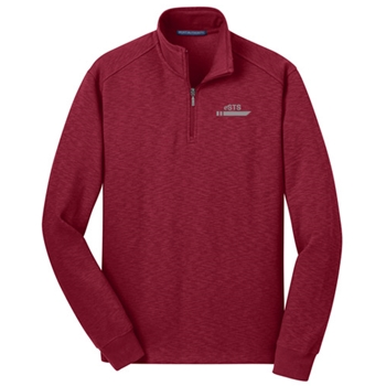 eSTS Slub Fleece 1/4-Zip Pullover