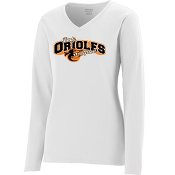 Lady Orioles Black/Orange Pants