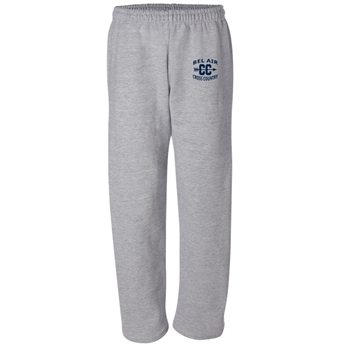 BAHS Boy's Football Unisex - Dry-Blend Open Bottom Sweatpants