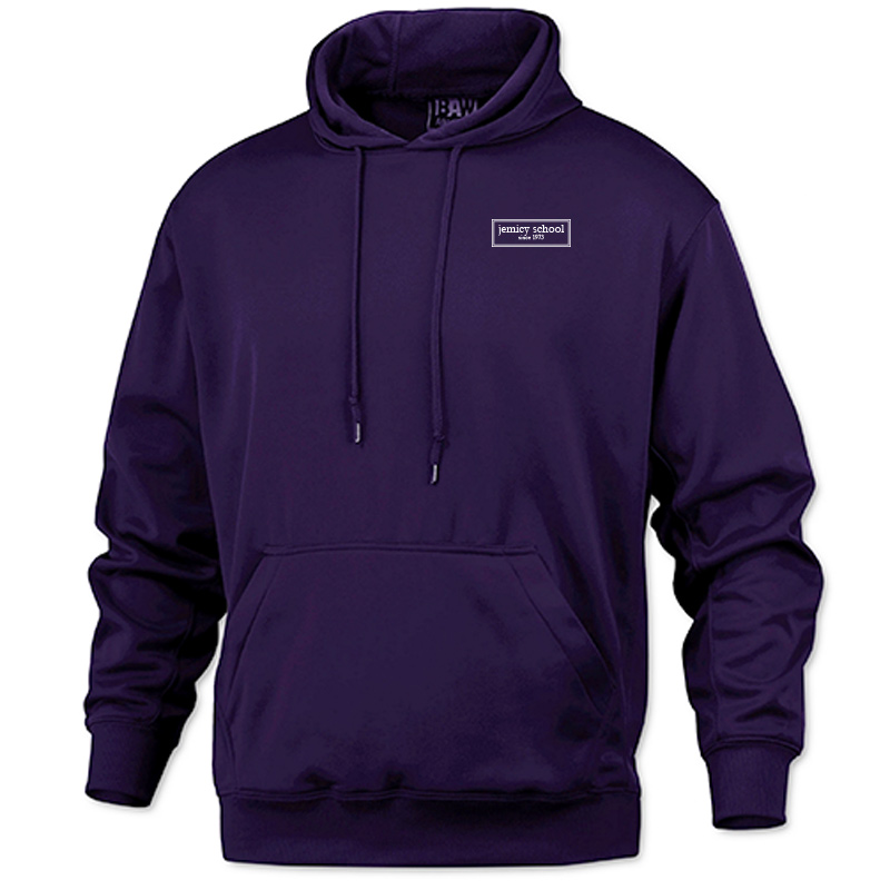 Jemicy EST. Baw Youth Pullover Sweatshirt - Purple