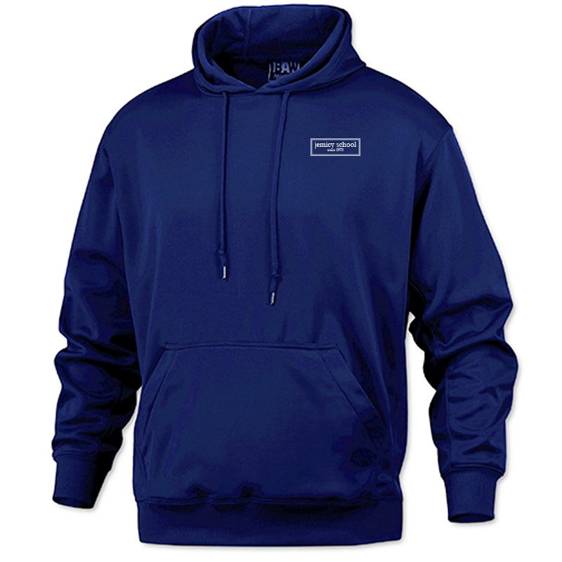 Jemicy EST. Baw Youth Pullover Sweatshirt - Royal