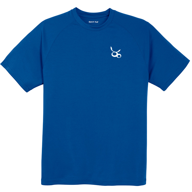 Jemicy LC Sport-Tek® Dry Zone® Short Sleeve Raglan T-Shirt - Royal