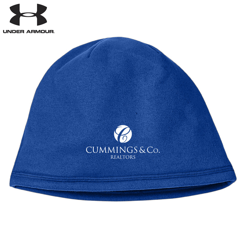 Cummings & Co Under Armour Element Beanie - Royal