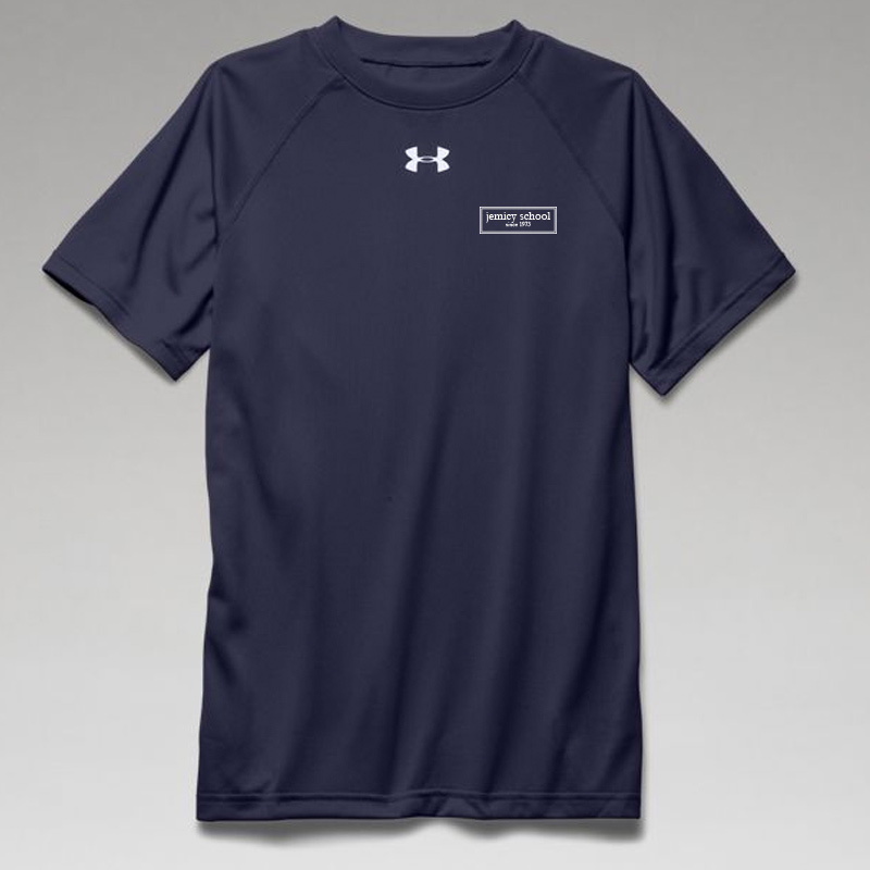 Jemicy EST.  Under Armour Youth  Locker T-Shirt - Navy