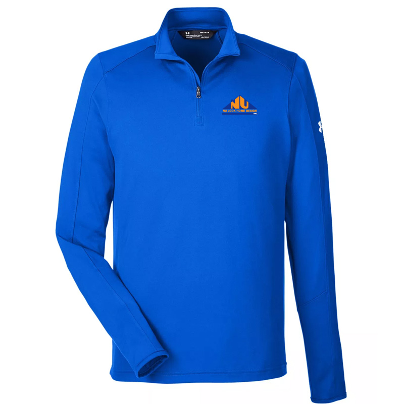 Nu Look Home Design UA Ladies Qualifier 1/4 Zip - Royal